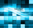 abstract colorful structure blue wave vector background