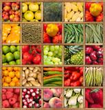 Fototapety fruits et légumes collection 08