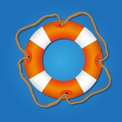 lifesaving float