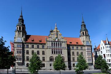 Halle - Saale Rathaus