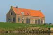 Old Dutch farmhouse