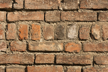 Texture wall bricks