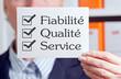 Fiabilité Qualité Service