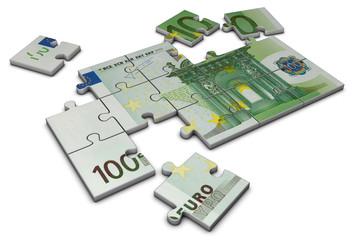 Geld Puzzle