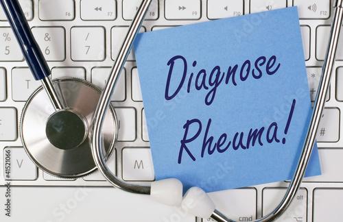 Diagnose Rheuma