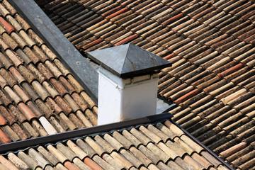 Dächer aus Meran