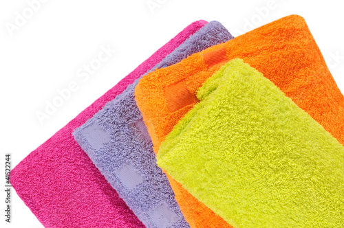 Bath towel.