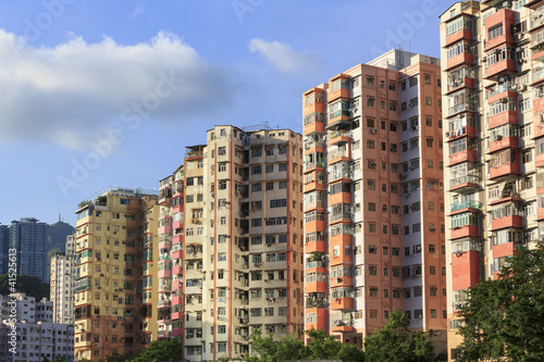 High-rise residential buildings