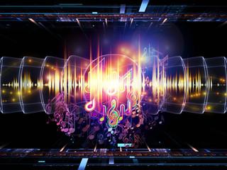 Energy of music