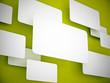 3d rendering Signboard design for pattern background