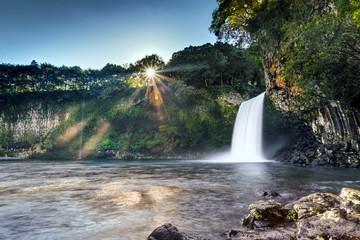 Cascade du bassin la Paix - Ile de La Réunion
