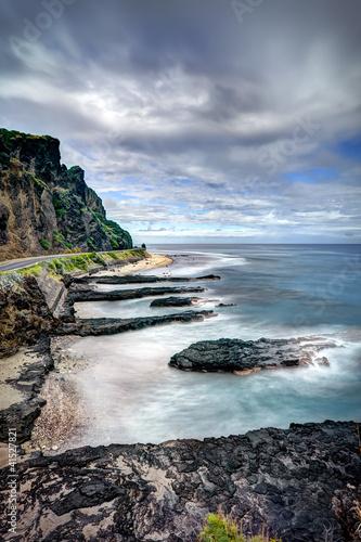 Littoral du Cap Lahoussaye - La Réunion