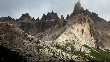Landschaft in Patagonien bei San Carlos de Bariloche