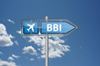 BBI International Flughafen