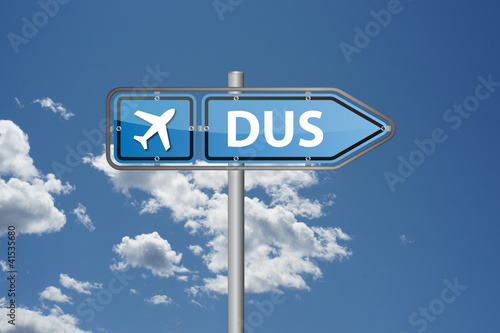 Düsseldorf (DUS) international Airport