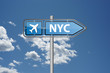 New York (NYC) international Airport