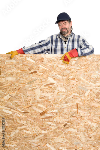 carpenter and plywood