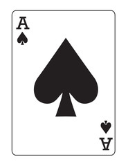 Ace of Spades!