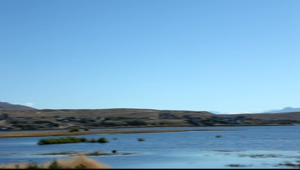 Landschaft bei El Calafate