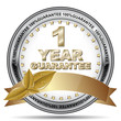 1 YEAR GUARANTEE ICON