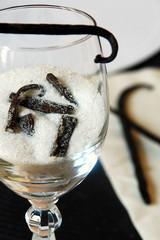 Cukier waniliowy (laska wanilii, naturalna wanilia)