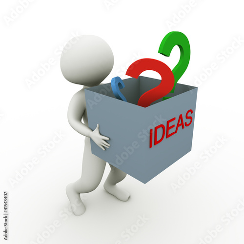 Ideas and Questions