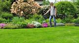 Arbeit im Garten