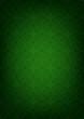Yeşil motifli kağıt