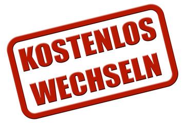 Stempel rot rel KOSTENLOS WECHSELN