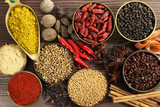Fototapety Spices and herbs
