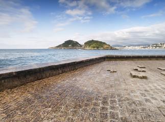 Santa Clara island (San Sebastian)