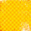 Yellow chess background