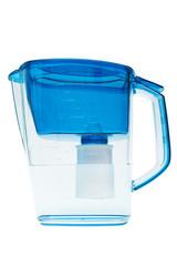 blue water filter