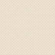 Seamless Pattern Dots Beige/White