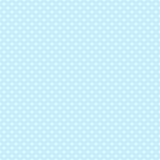 Seamless Pattern Dots Blue/White
