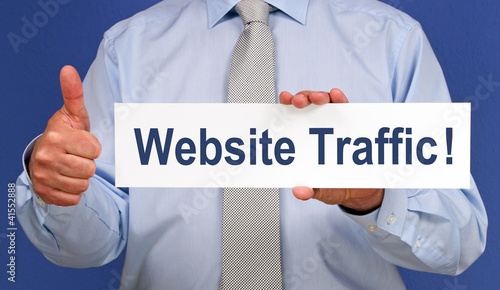 Website Traffic !