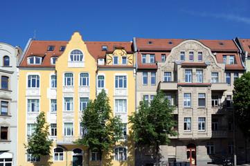 Halle Saale Gründerzeithäuser