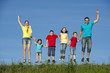 It`s a Family jump