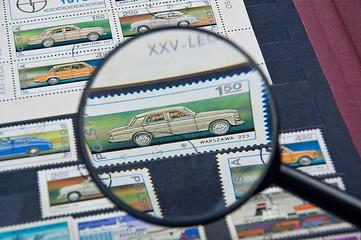 Znaczki pocztowe