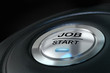 employment opportunities, job start button