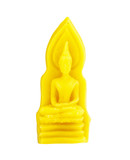 Buddha from the hand-carved candles