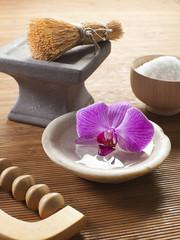 pampering beauty bath
