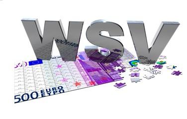 3D 500er Puzzle - WSV