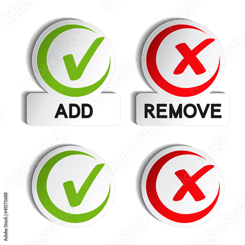 Vector add remove circular item