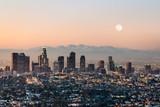 Fototapety Los Angeles skyline