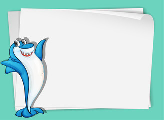 Shark paper