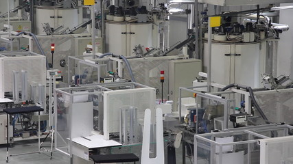 Sock Factory, production and packaging