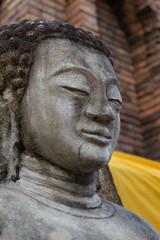 Old Sandstone Buddha