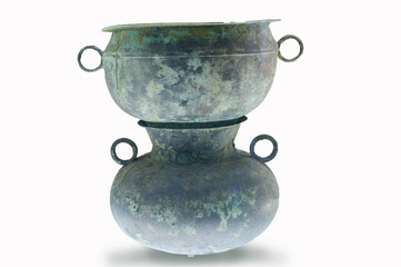 Chinese ancient bronze vessels,  (475 BC - 221 BC)