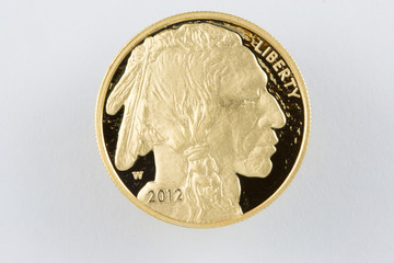 1 oz Buffalo Gold proof coin
